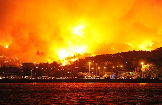 Požar Dalmacija