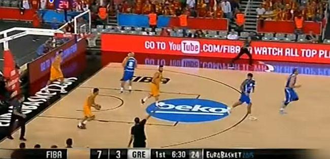 Makedonija Grčka, Eurobasket