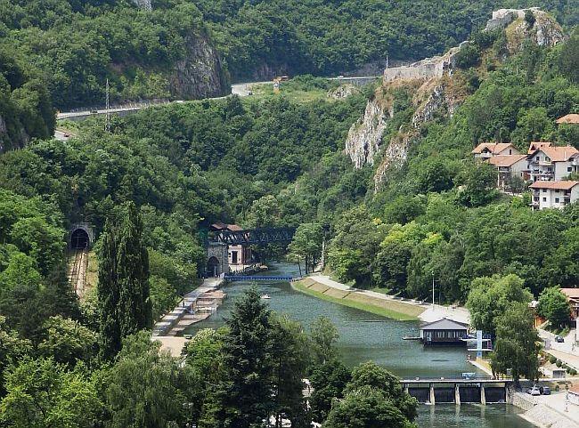 Hidroelektrana Đetinja