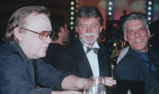 Arsen Dedić, Veljko Despot, Siniša Škarica