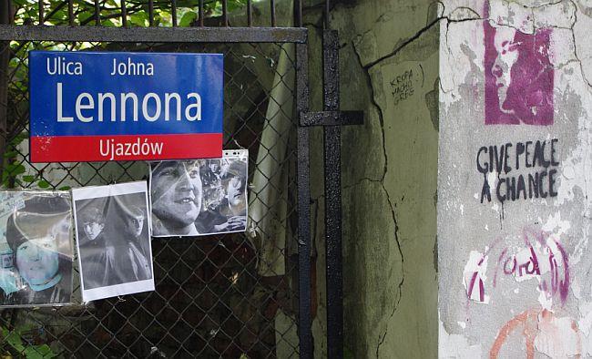 John Lennon Varšava