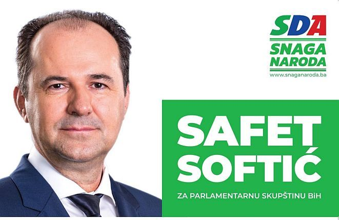 Safet Softić