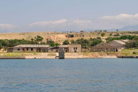 Jedan od brojnih zatvorskih kompleksa