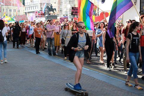 ZAGREB PRAJD 2017.: Što nam je poručila šarena parada ponosa