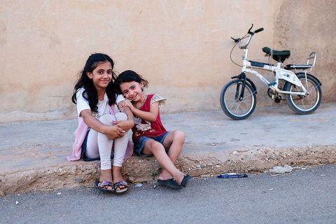 Klinke u Qamishliju, u jednoj od najsiromašnijih četvrti