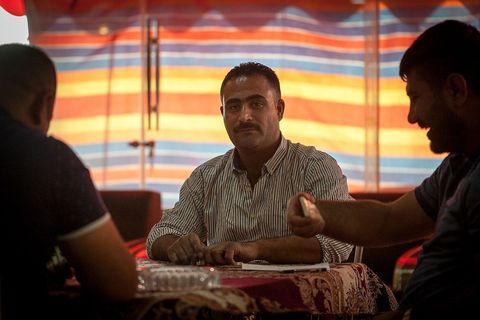 Čajdžinica u Sulejmaniji, drugom najvažnijem gradu iračkog Kurdistana i jednim od najliberalnijih gradova cijelog Bliskog istoka