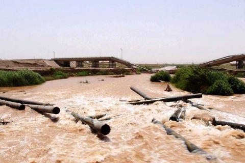 Mostovi srušeni u zračnim udarima na prilazima Raki
