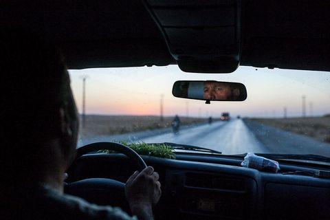 Cesta za Qamishli