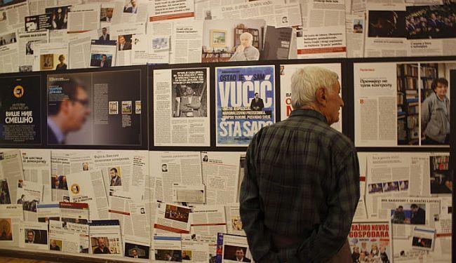 "SAMO U SRBIJI: ""Pravednički"" SNS i Aleksandar Vučić protiv ""drskih"" medija"