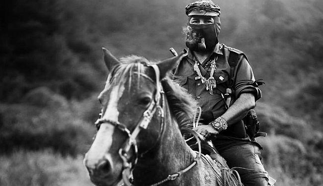 "ZAGONETNA IKONA S CRNOM FANTOMKOM: Kako je ""nestao"" Subcomandante Marcos"