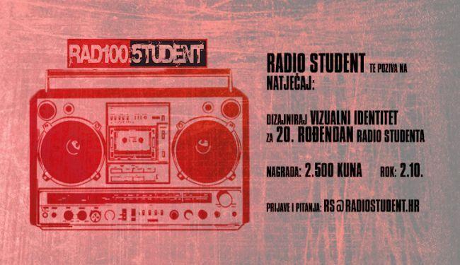 EJ MALI, PSSSST, EJ, TI: Traži te Radio Student