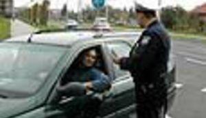 Policija u akciji nadzora, čišćenja džepova i upisivanja kaznenih bodova
