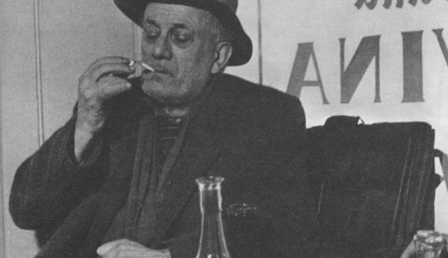 IN MEMORIAM: Tin Ujević - prokleti pjesnik, prosjak i kraljević