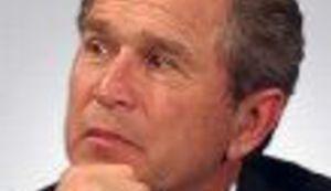 Svijet Busha doživljava kao neprijatelja mira