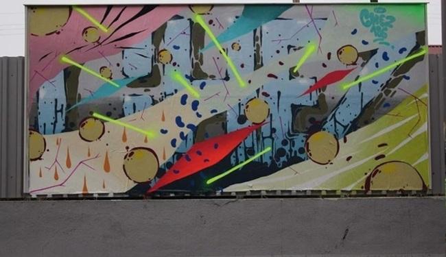 GRAFITI U BRANIMIROVOJ: Prostora za uličnu umjetnost ima samo ako ga zakupite