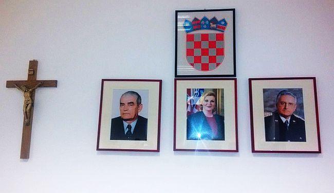 LUPIGA NA PREDAVANJU HRVATSKIH GENERALA: Tvrde da je ubojica civila Mirko Norac heroj
