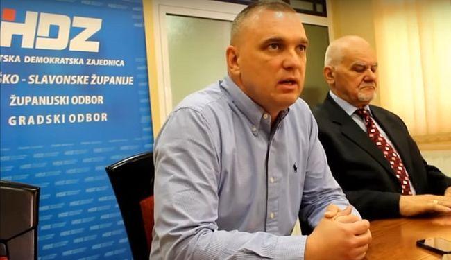 UZ PSOVKE I PRIJETNJE: HDZ-ov gradonačelnik fizički napao novinara