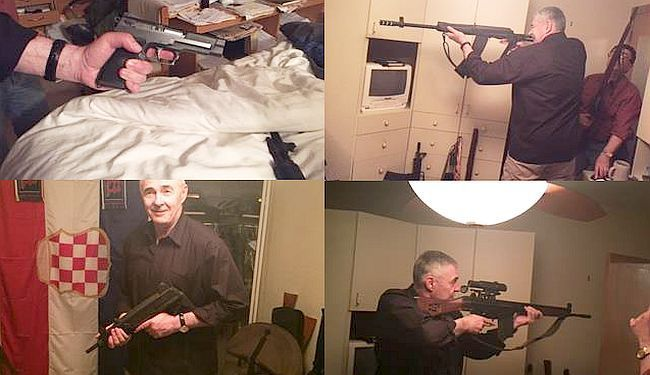 PRIJAVILI SMO POLICIJI ŽELJKA GLASNOVIĆA: Posjeduje li zastupnik Glasnović nedozvoljeno naoružanje?