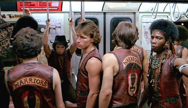 """NEKAD I SAD: """"Warriorsi"""" ponovili svoju slavnu vožnju njujorškom podzemnom"""