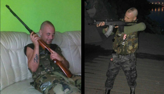 """PRONAĐEN """"NACI ĐURO"""": Uhićen napadač iz tramvaja - Hrvat, katolik, ljubitelj oružja i zvijezda filma"""