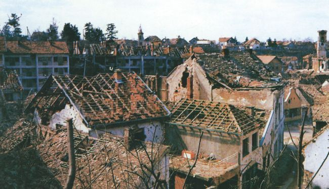 VUKOVAR 1991.: Moj ulazak u grad mrtvih