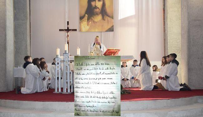 ODGOJ DJEČAKA U HRVATSKOJ: Župnik se pohvalio da mu je dijete dalo 100 eura za gradnju crkve