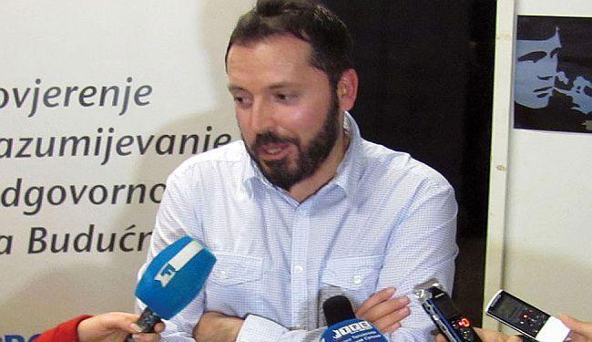 """DRAGAN BURSAĆ PODRŽAVA LUPIGU: """"Budi pravi prijatelj, budi čovjek i podrži Lupigu"""""""