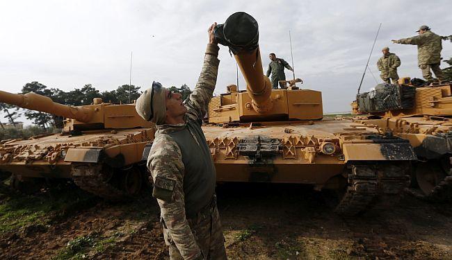 ERDOĞANOV SALTO MORTALE: Maslinova grana i novi rat u Siriji
