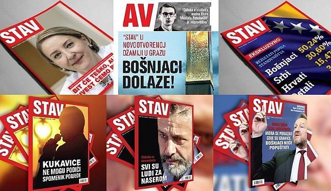 """ZAKLAT ĆU TE ZUBIMA"": Enver Kazaz o napadu ""Izetbegovićevog urednika"""