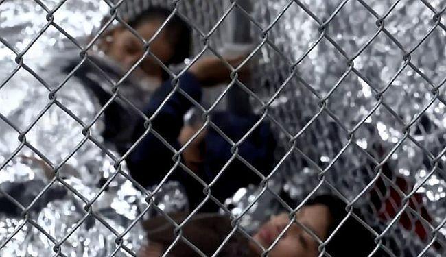 JEZIVA DANAŠNJICA: Sjedinjene Američke Države imaju koncentracijski logor za djecu