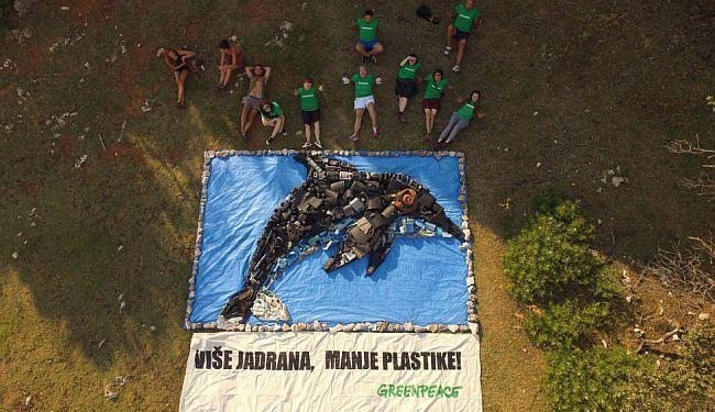 """""""SKRIVENO BLAGO"""" JADRANA: Plastika koja ubija"""
