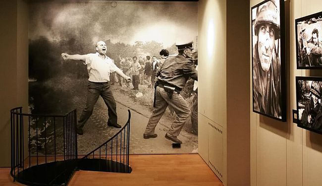 "OTVORENJE MUZEJA RATNE FOTOGRAFIJE (FOTO): ""Rat je loš i moramo ga pospremiti u muzej!"""