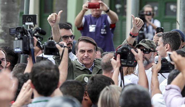 U SAMO MINUTU I POL (VIDEO): Upoznajte novog brazilskog predsjednika