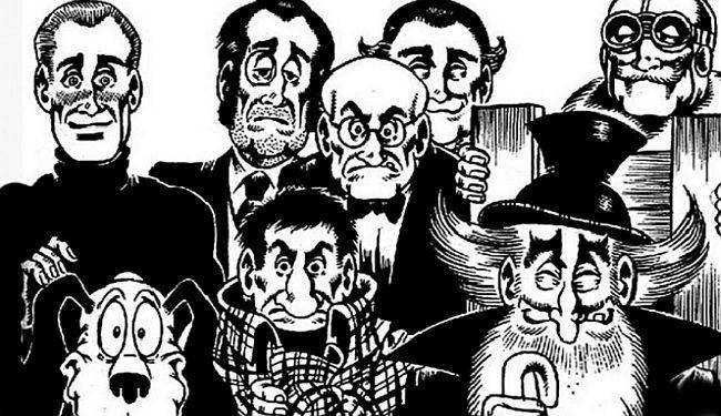 50 GODINA ALANA FORDA: Strip koji nije ostario ni dana