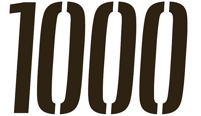 1000 BROJEVA NOVOSTI: Veliki jubilej velikog tjednika