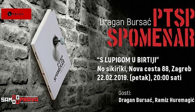 S LUPIGOM U BIRTIJI: Dragan Bursać i Ramiz Huremagić na ispitivanju