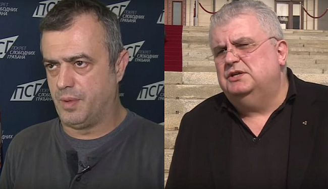 ESTRADNI POLITIČARI: Kome odgovara rvački meč između Sergeja Trifunovića i Nenada Čanka?