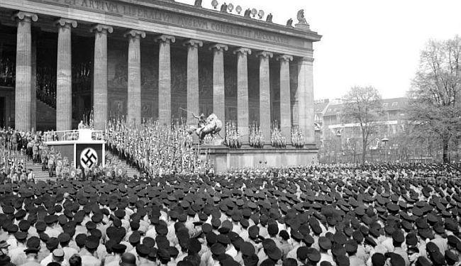 MARŠ NA BERLIN: Primitivno hrvatsko prikrivanje prošlosti