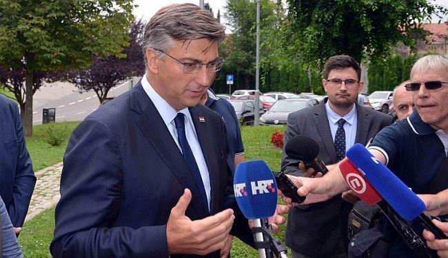 DOJAVNICI VIŠE VOLJE: Novinarstvo nije ono što bi Andrej Plenković želio da bude