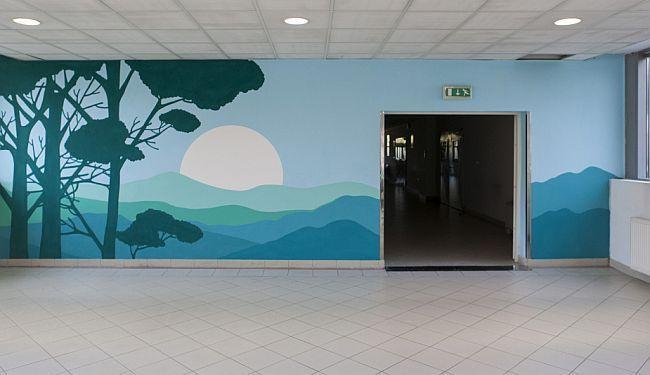 VELIČANSTVENIH 12 INTERVENCIJA (FOTO): Što su sve umjetnice i umjetnici napravili u tri bolnice