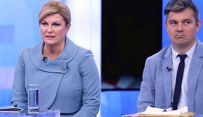 PROŠLO ISPOD RADARA: Kolinda Grabar Kitarović na sučeljavanju je ponovila staro-novu laž