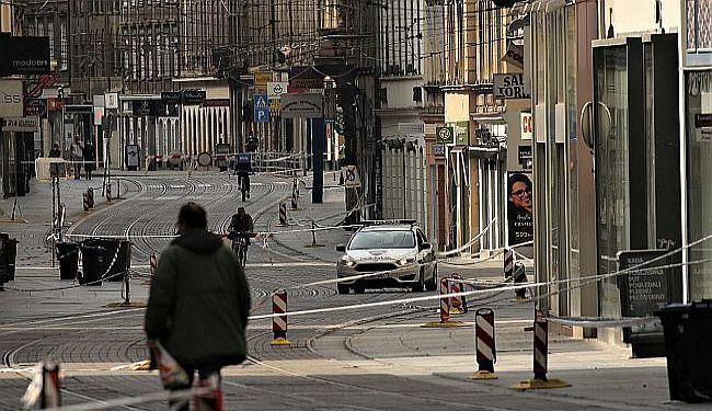 ZAGREB - TJEDAN DANA NAKON POTRESA: Život nije stao, samo se povukao na rezervne položaje