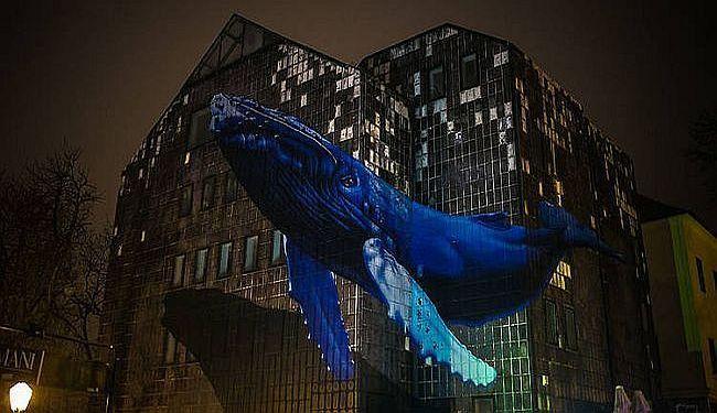 ODA GRAFITERIMA: Gradovi kao muzeji umjetnosti na otvorenom