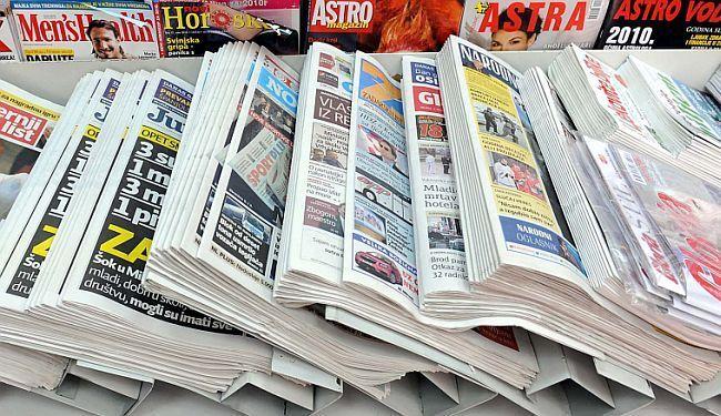 """NOVINARI KAO ZADNJA RUPA NA SVIRALI: Saborski govor o """"slučaju Hanza Media"""" nikog ne zanima"""