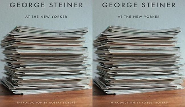 GEORGE STEINER AT THE NEW YORKER: Intelektualni antijunak našeg doba čija nas je misao mimoišla