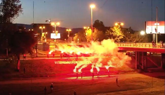 """NEPOKORENI GRAD: Uz Dan oslobođenja ipak zapaljeni """"gerilski kresovi"""""""