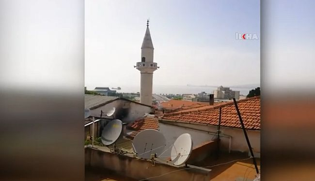 """OTPOR PROGONU: Umjesto poziva na molitvu s džamija se orila """"Bella ciao"""""""