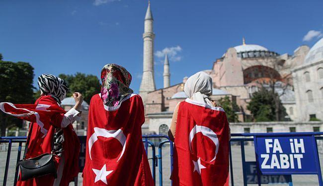 DRAGO BOJIĆ: Aja Sofija - Erdoğanovo turčenje prošlosti