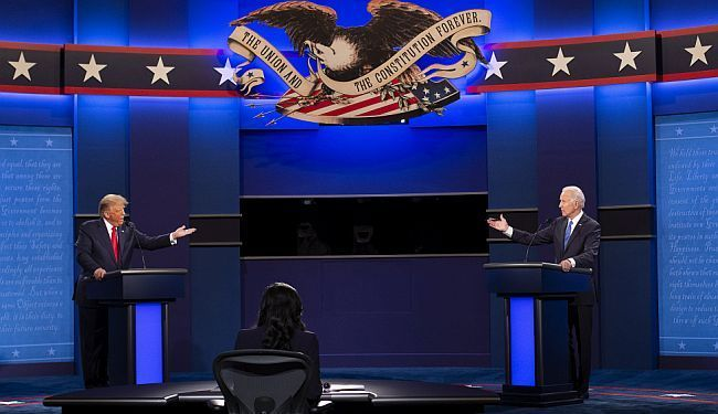 GIDEON LEVY: Biden ili Trump, nama je isto