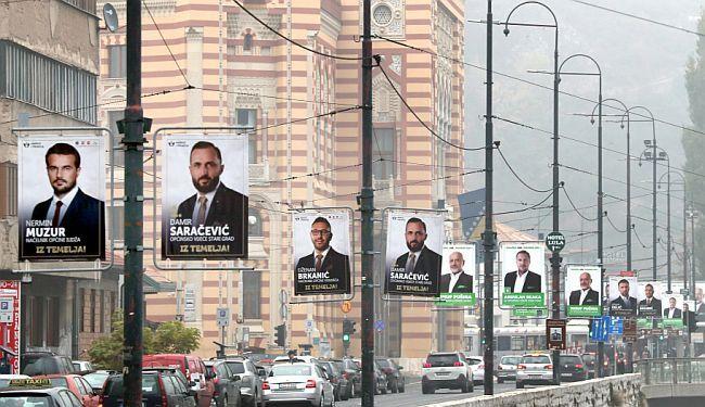 BURE BARUTA: Oslobođenje Sarajeva